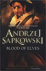 The Witcher #1: Blood of Elves