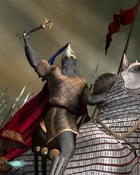 Kỵ binh đạp giang sơn